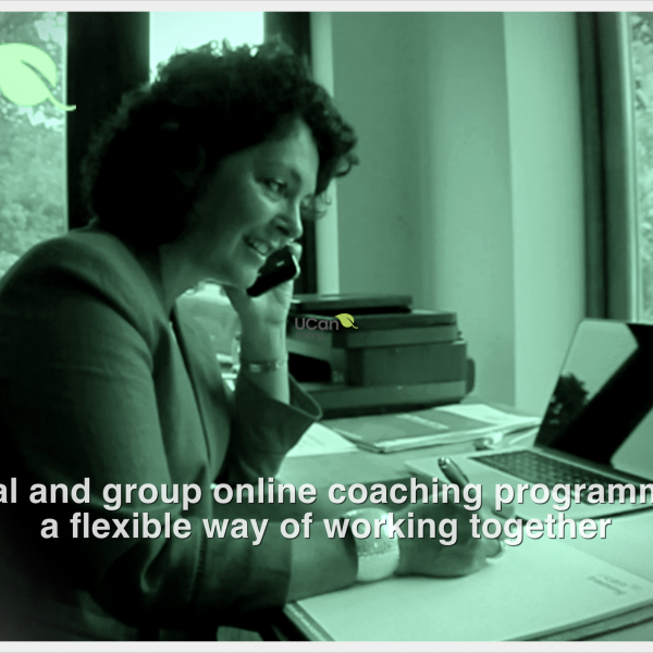 UCan Training will soon be offering online coaching – watch this space!